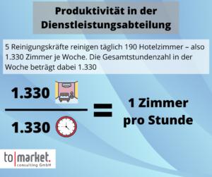 Warum es jetzt um die Arbeitsproduktivität Ihrer Mitarbeiter geht Produktivit  t in der Dienstleistungsabteilung 1 300x251