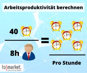 Warum es jetzt um die Arbeitsproduktivität Ihrer Mitarbeiter geht To market Arbeitsproduktivit  t 300x251